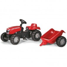 Rolly Toys MF mit Anhänger