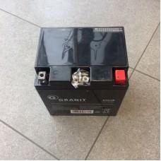 Batterie 12V 30 Ah + rech