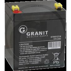 Batterie 12V 4,5 Ah + lin